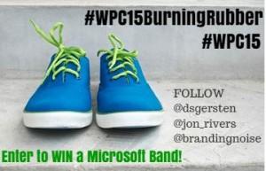 #WPC15BurningRubber Contest