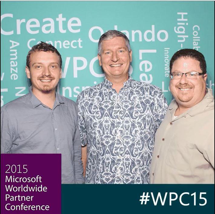 BCS Team Microsoft Partner Conference 2015