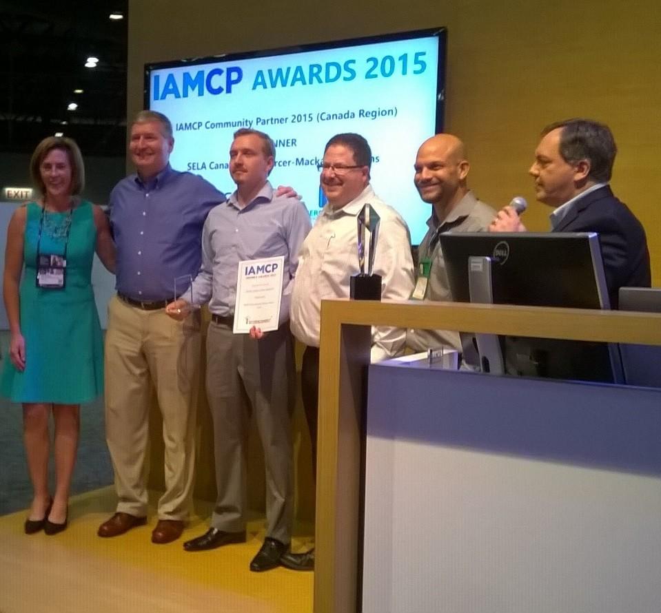 IAMCP Award Winners 2015
