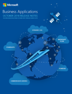 Business Applications Release Notes October 2018