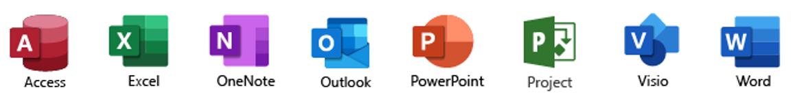 Big 8 Components of Microsoft Office 365