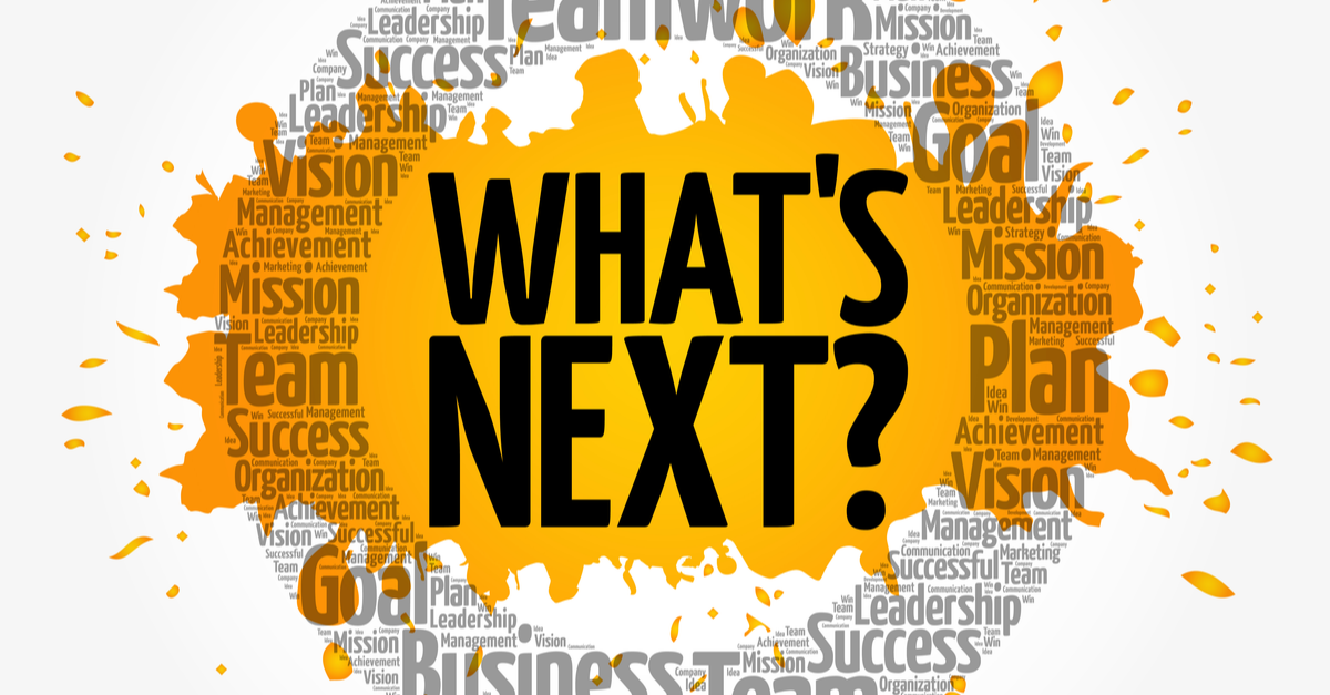 "What's Next circle word cloud, business concept | What are the 38 New Dynamics GP Features Included in ""GP Next""?"